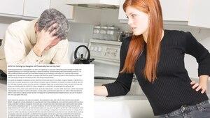 """Reddit-Thread: """"Bin ich ein Arsch, weil ich meiner Tochter den Geldhahn zudrehe?"""""""