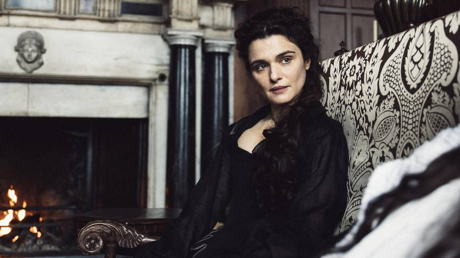 "Rachel Weisz in ""The Favourite"""
