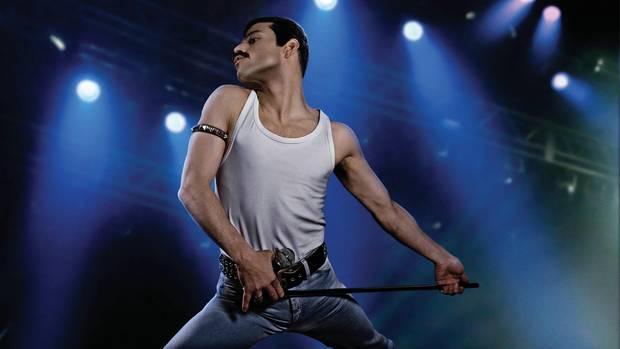 "Rami Malek in""Bohemian Rhapsody"""