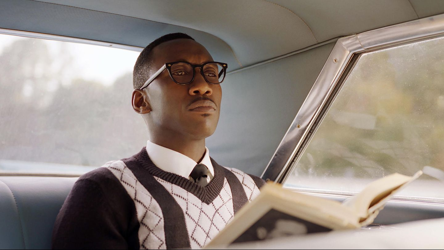 "Mahershala Ali in ""Green Book"""