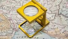 Die Krim soll in Russland per Gesetz auf allen Karten als russisch gekennzeichnet werden