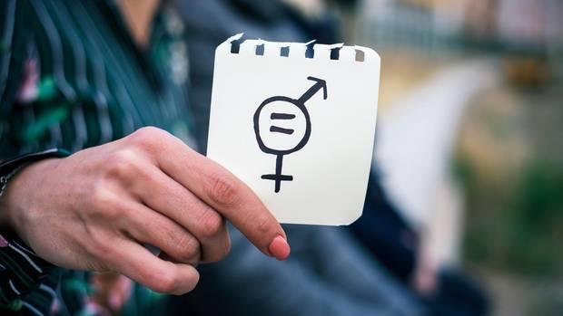 Symbol für Geschlechtergerechtigkeit