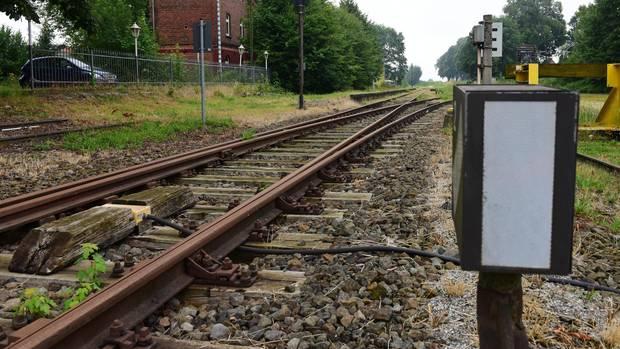 600 Meter Schienen geklaut, Rentner in Görlitz verhaftet
