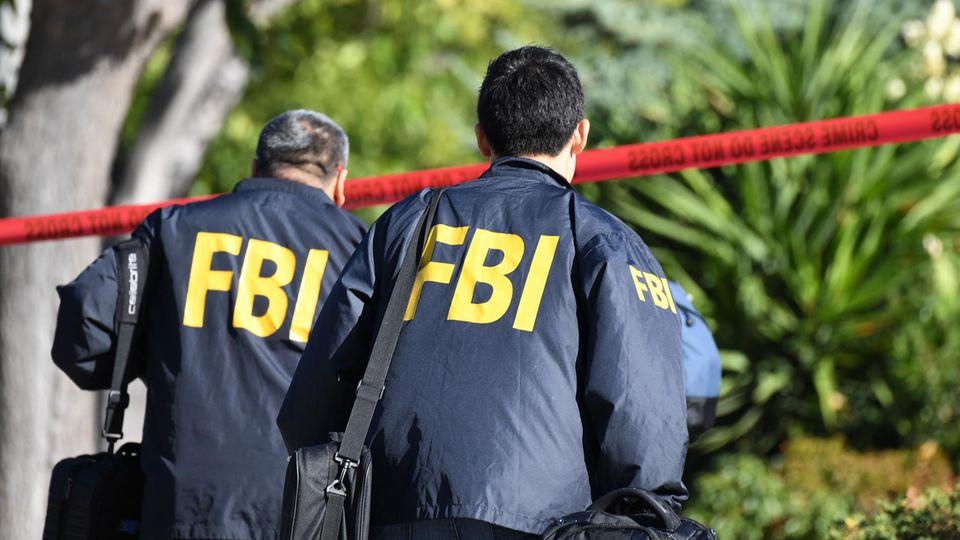 Mitarbeiter des FBI