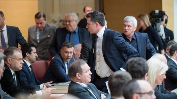 Landtags-Abgeordnete der AfD