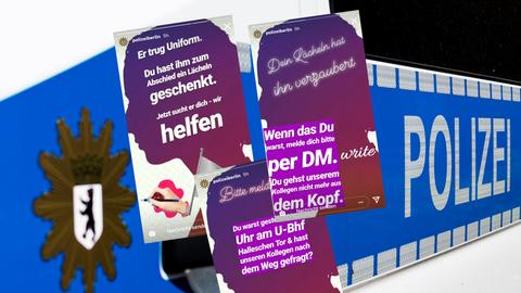 Berliner Polizei schaltet Kontaktanzeige bei Instagram – und kassiert Shitstorm