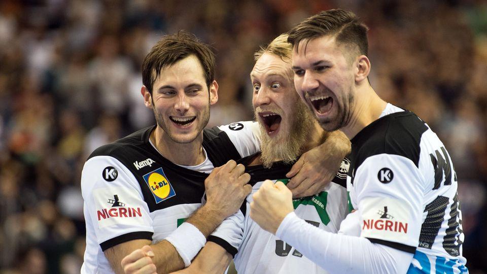 Handball-WM 2019 - live Gensheimer Wiede und Musche