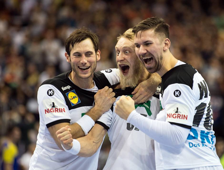 Deutschland Spanien Handball Tv
