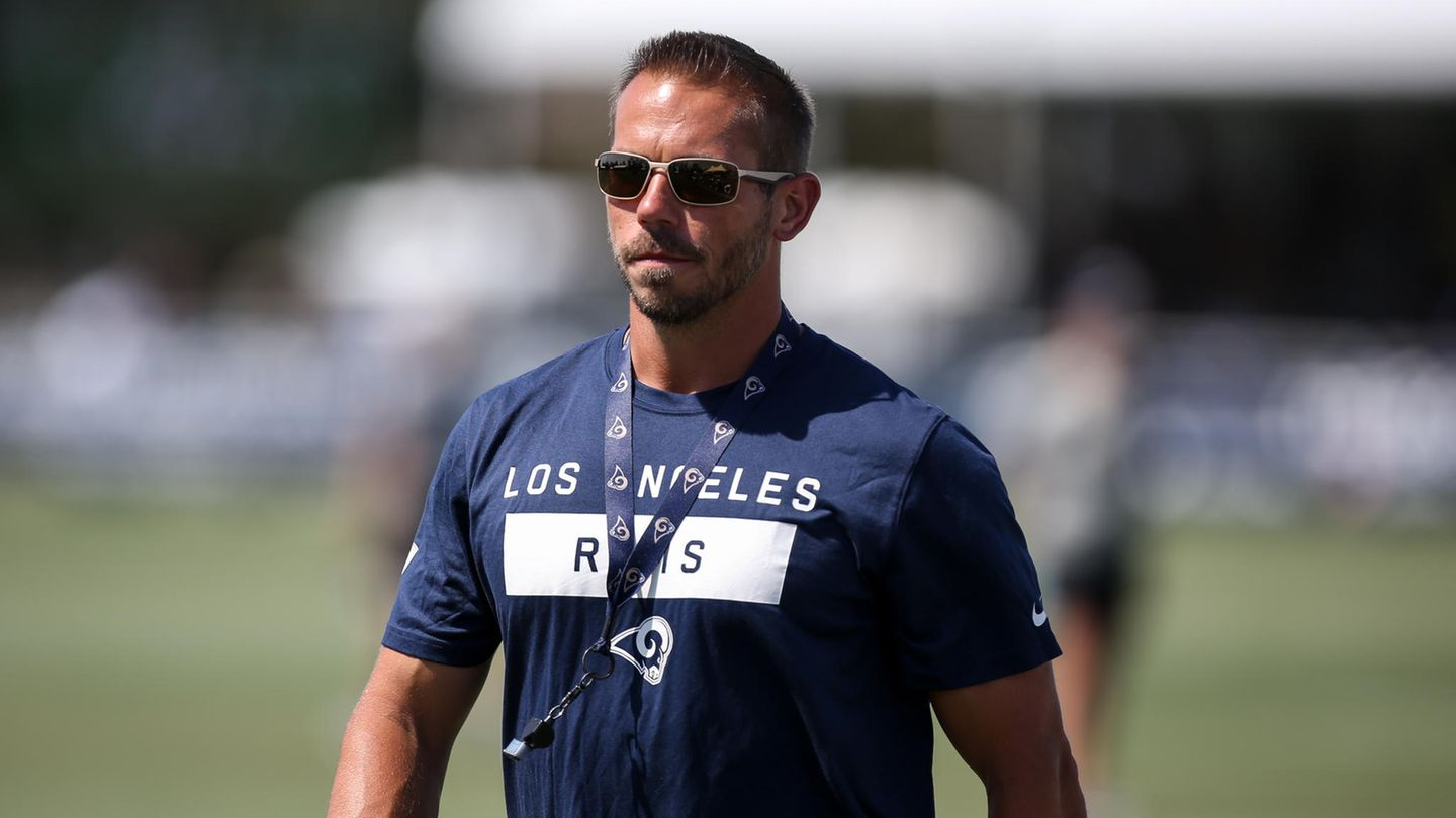 "Ted Rath ist der ""Get Back Coach"" der Los Angeles Rams"