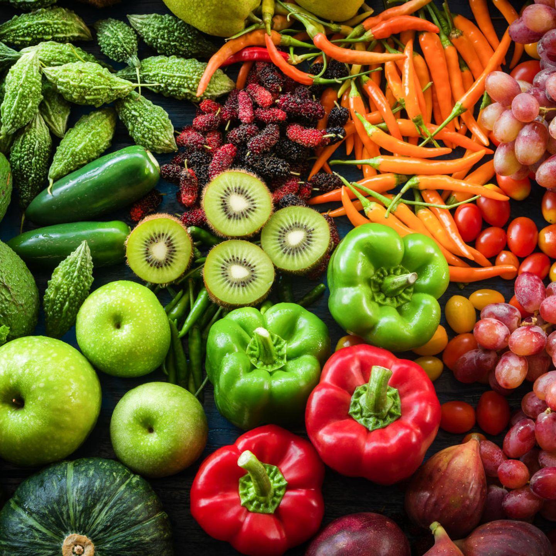 Was soll ich zwischen den Mahlzeiten essen, wenn ich auf Diät bin?