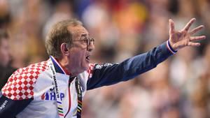 Kroatien beschwert sich bei Handball-Verband über Niederlage gegen Deutschland - Coach Lino Cervar