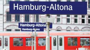 S Bahn Hamburg Altona News