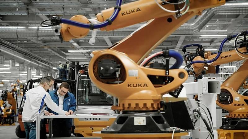 VW stellt sukzessive auf die Produktion von Elektroautos um