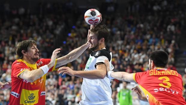 Handball-WM: Deutschland besiegt Spanien und trifft im Halbfinale auf Norwegen