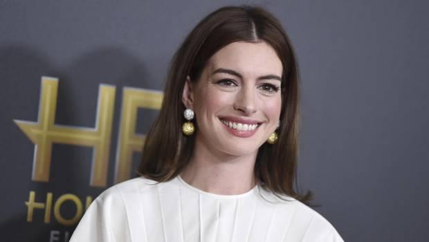 Anne Hathaway - Alkoholverzicht