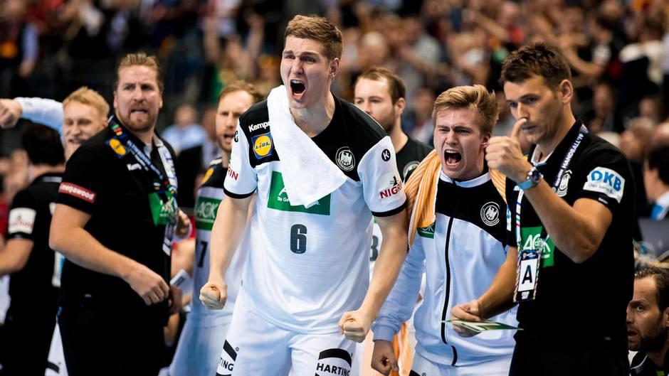 FuГџball Deutschland Norwegen Live