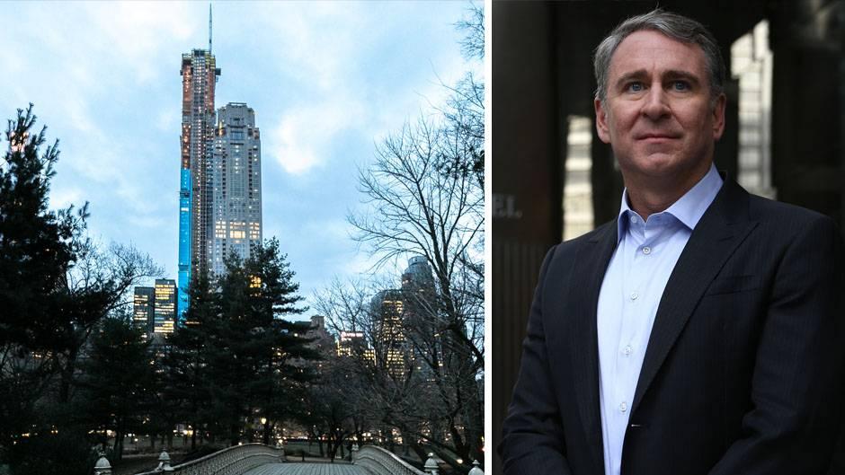 New York: Geschäftsmann kauft teuerste Wohnung der USA ...