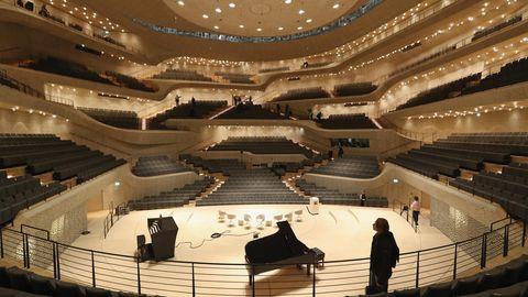 """Hamburg ist stolz auf seine """"Elphi"""" – doch die Diskussionen um die Akustik ebben nicht ab"""