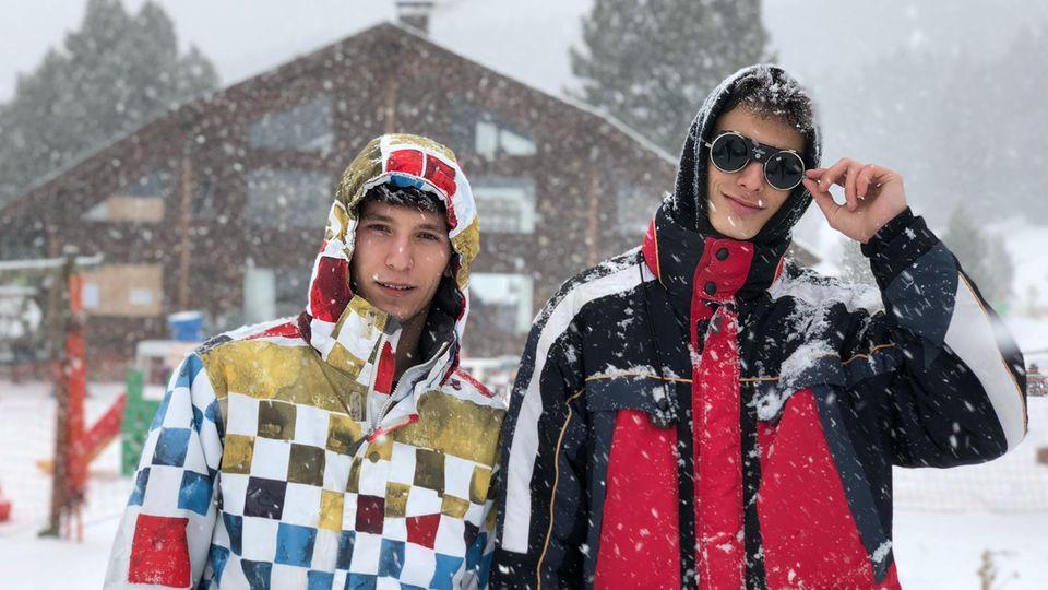 Bei einem Party-Wochenende im Ski-Resort traf Will Novak unverhofft auf neue Freunde (Symbolfoto)