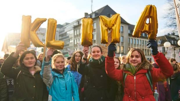 Klimaschutz: Schüler protestieren mit offenem Brief an die Kohlekomission