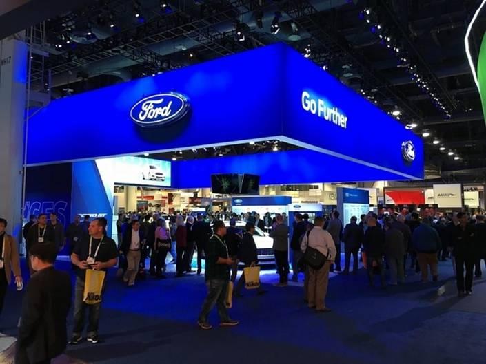 Ford hilft die Kooperation mit VW