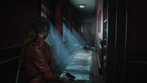 """Wie beim Klassiker ist es die Atmosphäre, die """"Resident Evil 2"""" so gut macht"""