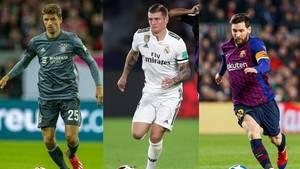 Diese Fußballclubs machen am meisten Schotter (Achtung, Spoiler: der FC Bayern ist auch dabei)