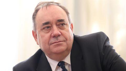 Alex Salmond, früherer schottischer Regierungschef