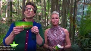 Dschungelcamp: Sonja Zietlow und Daniel Hartwich