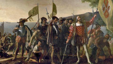 Die Entdeckung oder besser Unterwerfung und Ausplünderung der Neuen Welt setzte Karten voraus.