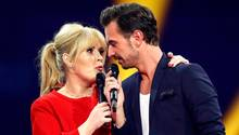 Maite Kelly und Florian Silbereisen zusammen auf der Bühne