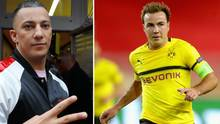 """Farid Bang und Mario Götze: Neues Video zum """"Gurken-Diss"""""""
