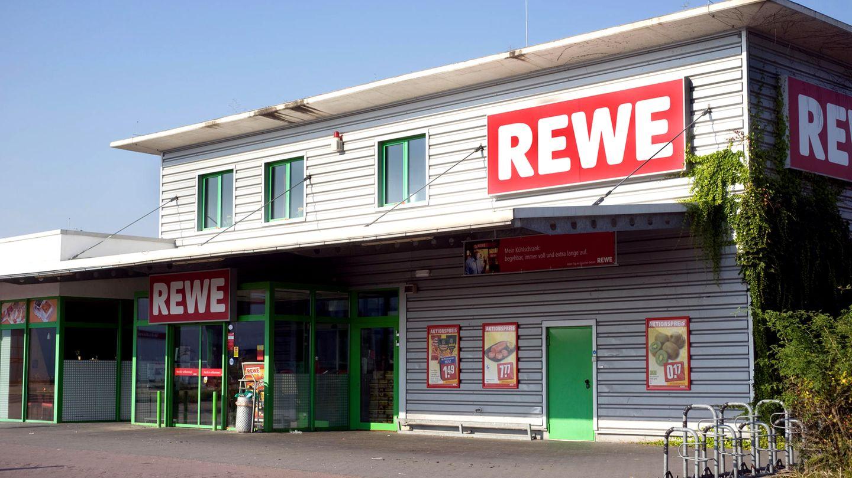 Rewe listet Produkte aus