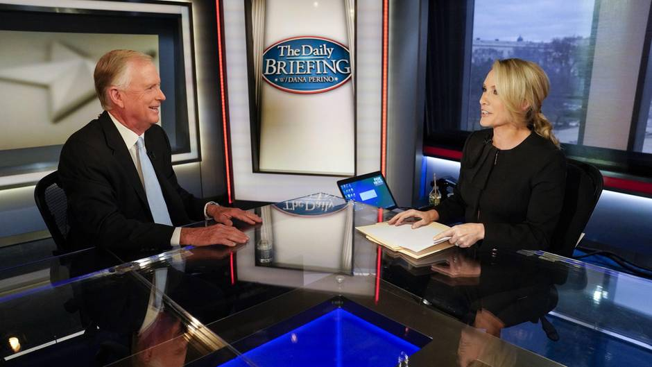 Daily Briefing auf Fox News