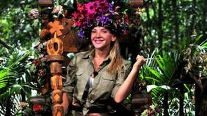 Evelyn Burdecki ist die neue Dschungelkönigin