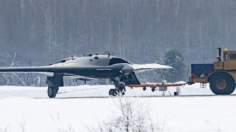 Okhotnik-B: Das ist Russlands supergeheime Riesendrohne
