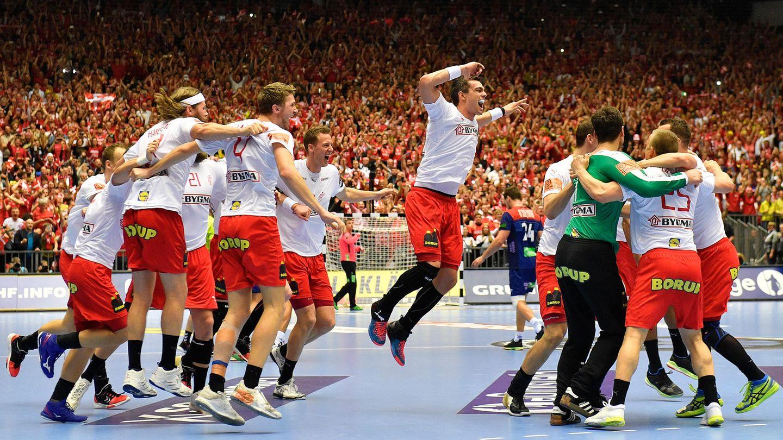 Dänemark ist Handball-Weltmeister