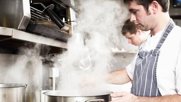 Aus einer neuen Studie geht hervor, dass Kochdämpfe krank machen können