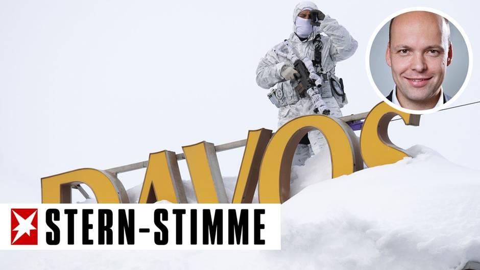 Weltwirtschaftsforum in Davos 2019