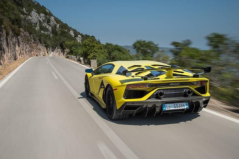 Lamborghini Aventador SVJ - der Nachfolger kommt mit elektrischer Vorderachse