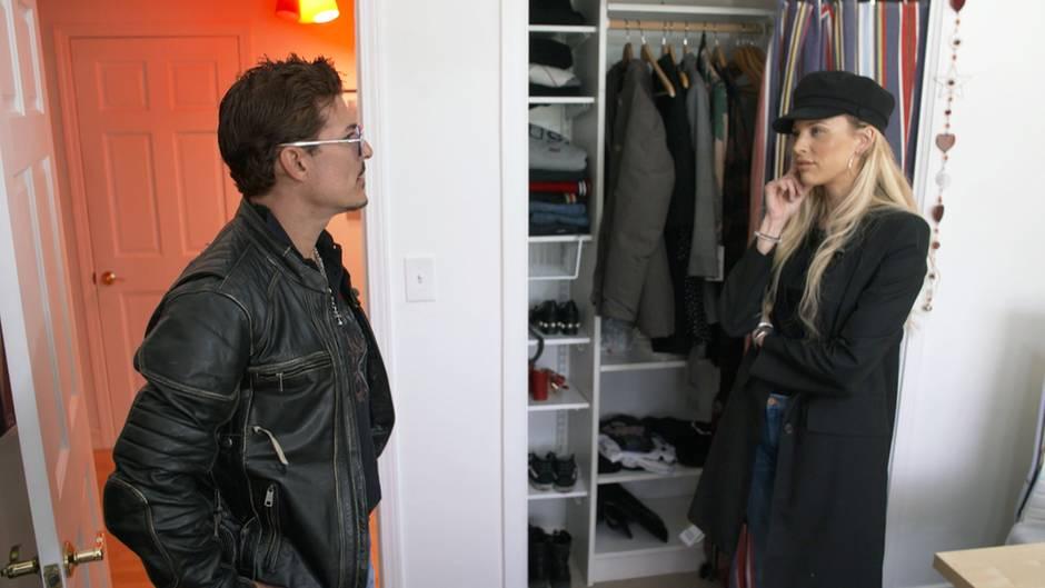Chris Töpperwien trifft Patricia (25), die in Hollywood als Nachwuchsschauspielerin durchstarten will..