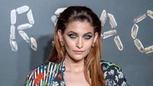 Paris Jackson bei einer Modenschau in New York