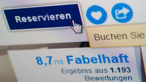 Kein fairer Wettbewerb : Hotelsuche im Internet: Buchungsportale stehen am Pranger