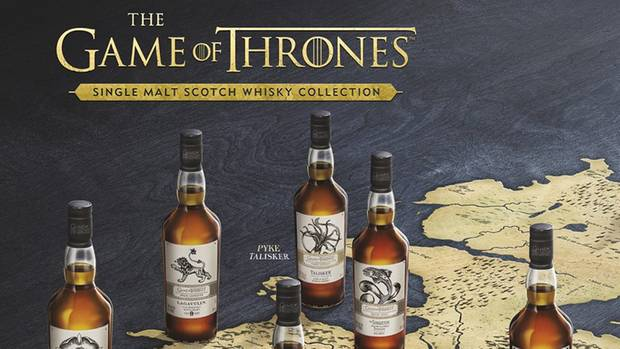 """Game of Thrones""-Whisky"