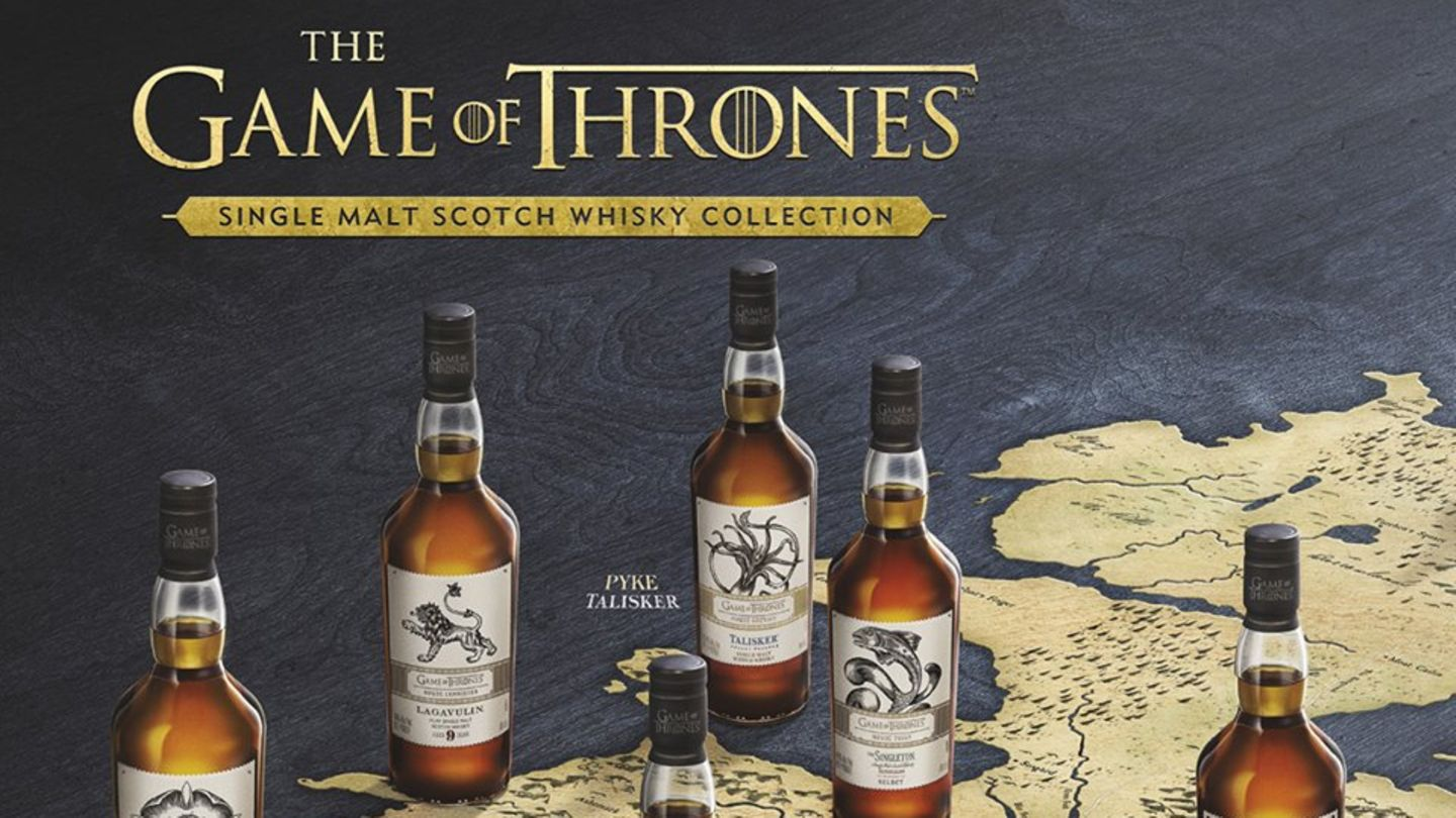 """""""Game of Thrones""""-Whisky"""