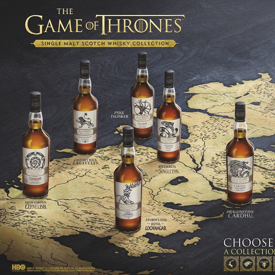 Game Of Thrones Edition Für Jedes Königreich Ein Whisky Stern De