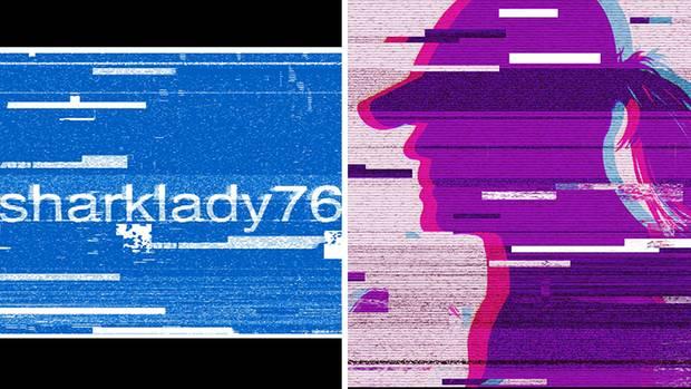 """""""Sharklady""""war ihr Nickname. Im Netz geben sich viele wilder und verwegener, als sie in Wahrheit sind. Aber manche geben sich auch harmloser."""