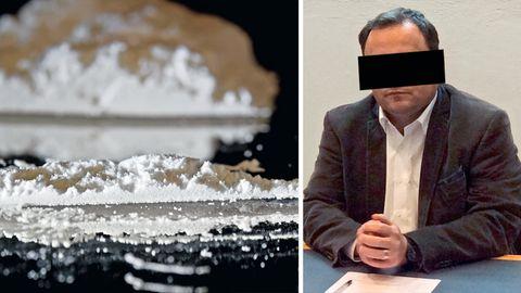 Kokain: Ein Mediziner soll Frauen beim Sex heimlich vergiftet haben