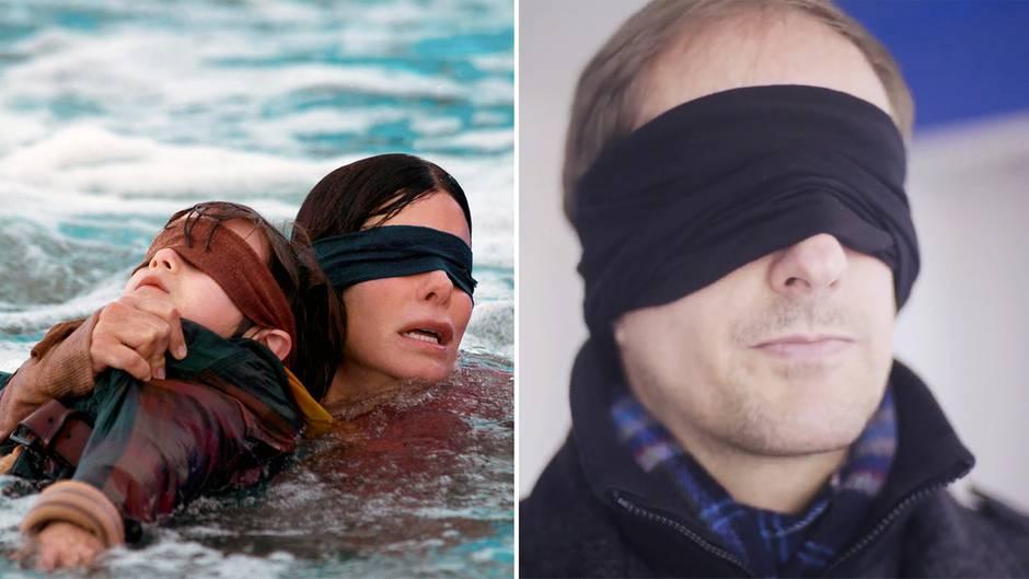 Hype um Netflix-Thriller: So beeindruckend reagiert der Deutsche Blindenverband auf die Bird-Box-Challenge