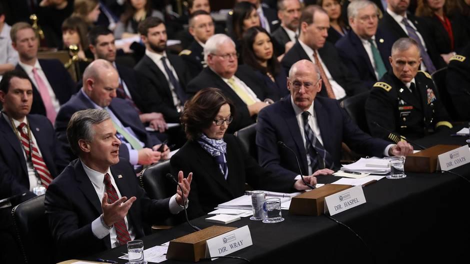 US-Geheimdienst widerspricht Trump: Iran arbeitet nicht an Atomwaffen